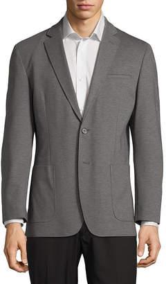 Karl Lagerfeld Paris Textured Blazer Jacket