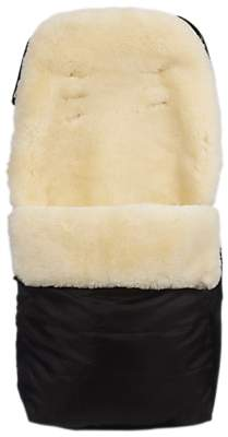 John Lewis & Partners Sheepskin Footmuff