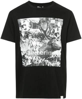 White Mountaineering photo print T-shirt