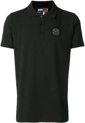 Plein Sport tiger polo shirt