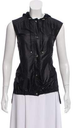 Heroine Sport Nylon Hooded Vest