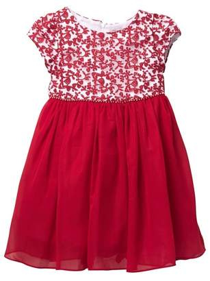 Dorissa Ginny Tulle Dress (Toddler Girls)