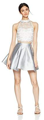 Speechless Junior's 2-Piece Party Dress (Junior's)