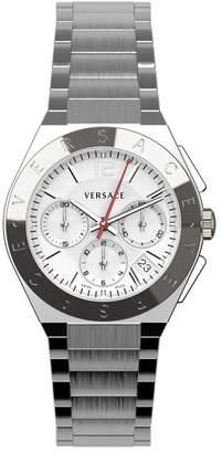 Versace Men's Landmark Bracelet Watch, 41mm