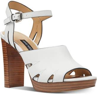 2522b89c6 Nine West Platform Heel Women's Sandals - ShopStyle