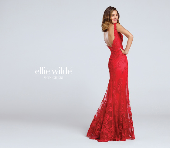 Ellie Wilde - EW117046 Dress
