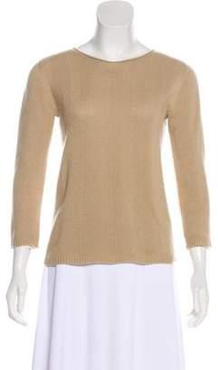 Armani Collezioni Cashmere Knit Sweater