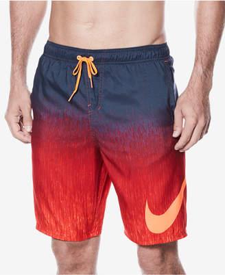 Nike Men's Breaker Faded Logo 9'' Swim Trunks