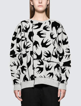McQ Ergonomic Cut Sweat