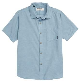 Billabong All Day Helix Woven Shirt