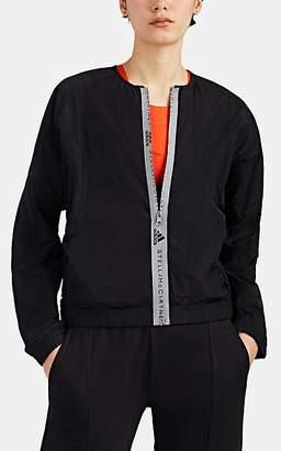 Stella McCartney adidas x Women's Logo-Detailed Bomber Jacket - Black