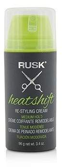 Rusk Heatshift Re-Styling Cream (Medium Hold) 96g/3.4oz