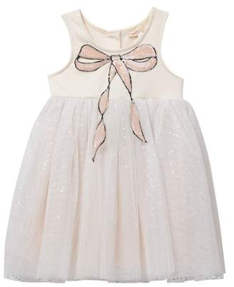 Baby Sara Empire Tulle Dress (Toddler & Little Girls)