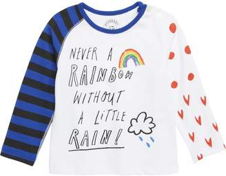Burberry Never a Rainbow Without a Little Rain Tee