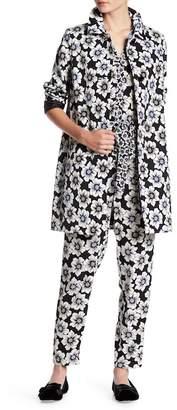 Kate Spade Hollyhock Floral Coat