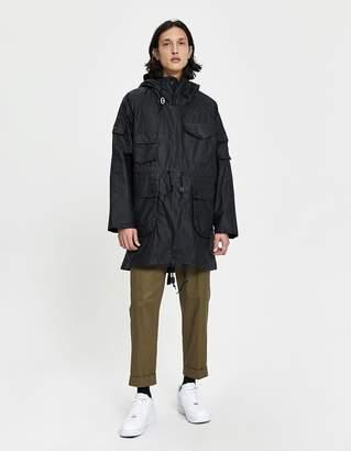 Engineered Garments Barbour Cowen Back-Zip Jacket