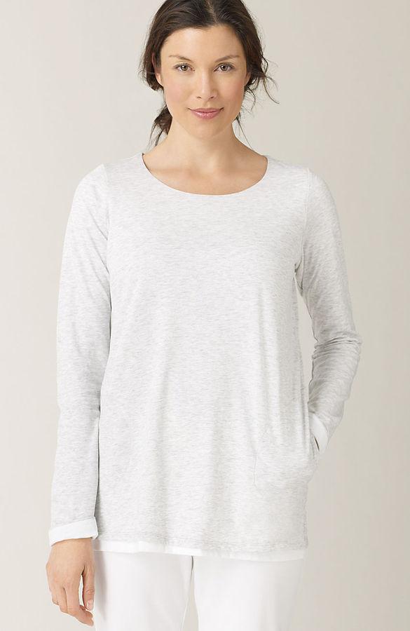 J. Jill Pure Jill reversible pullover