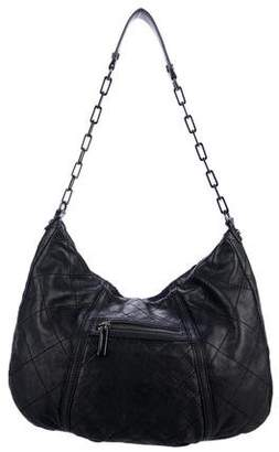 3bb43446e2b Tory Burch Black Leather Hobo Bags - ShopStyle