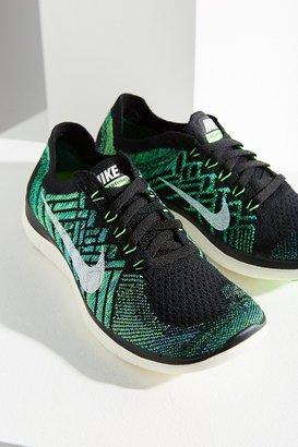 Nike Free 4.0 Flyknit Sneaker $120 thestylecure.com