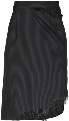 Facetasm Knee length skirts - Item 35396999CC