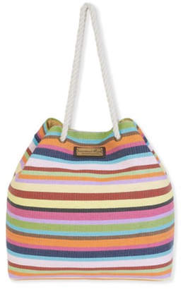 Gap Sun And Sand Stripe Tote