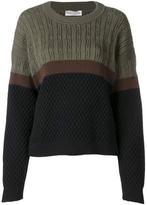 Sonia Rykiel multicolour knit jumper