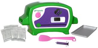 Girl Scouts Deluxe Cookie Oven $89.99 thestylecure.com