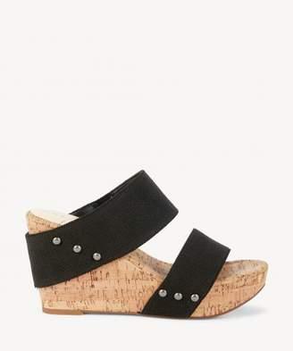 Sole Society Emilia platform wedge sandal