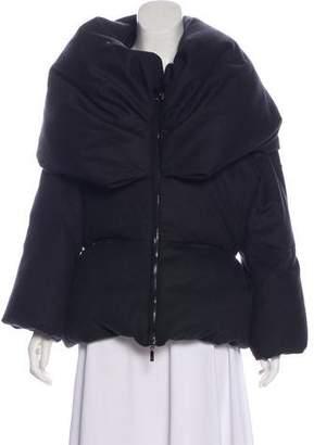 Moncler Genius Wool Down Jacket