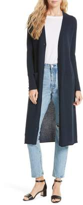 Autumn Cashmere Long Cashmere Cardigan