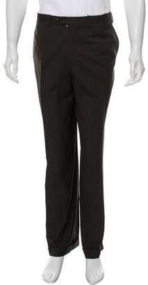 Kiton Woven Dress Pants