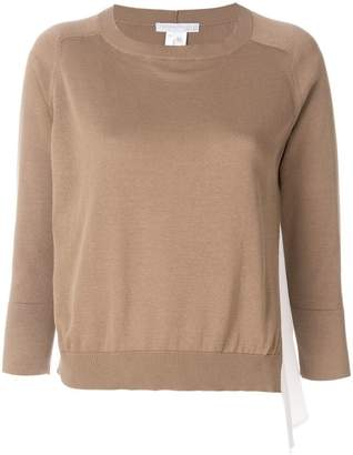 Fabiana Filippi round neck jumper