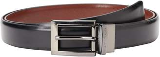 Stacy Adams Men's 30mm Reversible Genuine Leather Belt