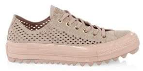 Converse Lift Ripple Ox Perforated Sneakers