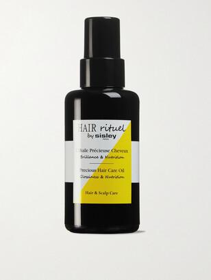 Sisley Paris Precious Hair Care Oil Glossiness And Nutrition, 100ml