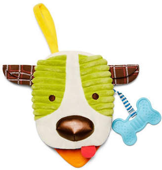 Skip Hop Bandana Buddies Puppet Book Dog