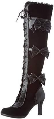 Demonia Women's Glam300/bvl-vel Boot