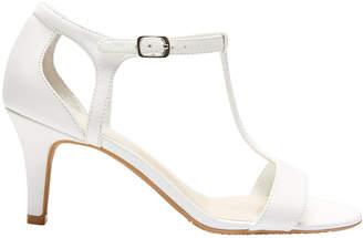Athens White Glove Sandal