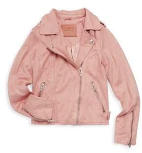 Blank NYC Girl's Candy Crush Moto Jacket