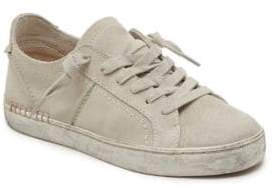 Dolce Vita Zalen Suede Lace-Up Sneakers