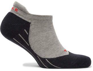 Falke Ergonomic Sport System Ru4 Stretch-Knit No-Show Running Socks