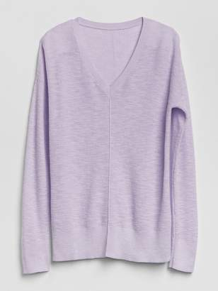Gap Pullover V-Neck Sweater Tunic