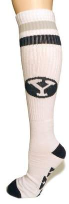 Donegal Bay BYU Cougars White Tube Sock