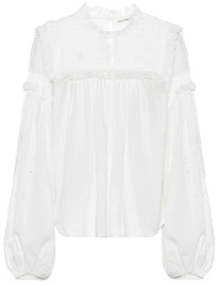 Ulla Johnson Vero cotton blouse