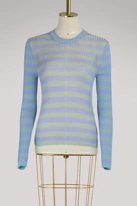 Acne Studios Rutmar cotton top