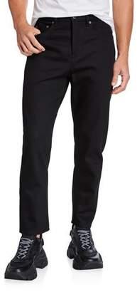 Valentino Men's 5-Pocket Straight-Leg Jeans