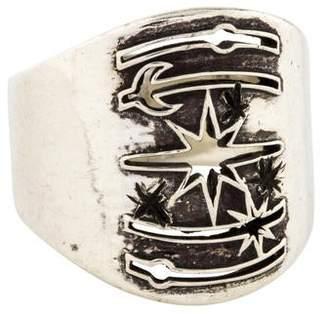 Pamela Love Galaxy Cutout Ring