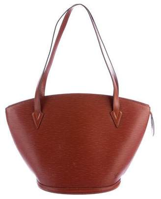 Louis Vuitton Epi St. Jacques Shopping GM
