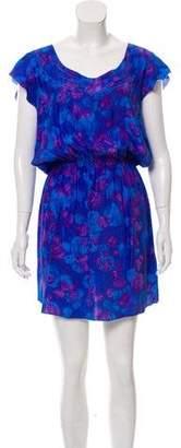 Thakoon Abstract Print Dress