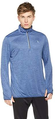 Jump Club Men's Long Sleeve 1/4 Zip Pullover